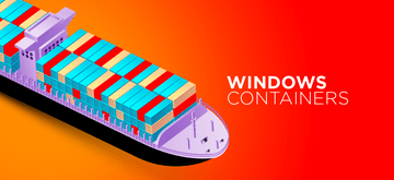 Docker: Windows containers on Windows host - Step by Step