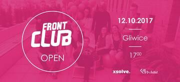 Zapraszamy na pierwszą edycję Front Club Open!
