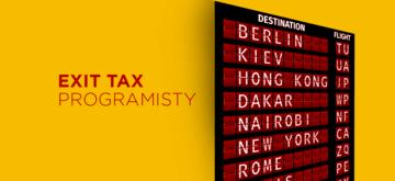 Podatek exit tax w IT - kto zapłaci?